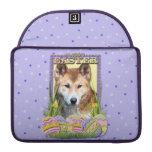 Easter Egg Cookies - Dingo Sleeve For MacBooks
