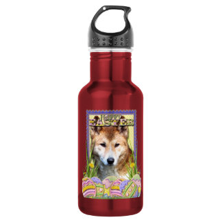 Easter Egg Cookies - Dingo Stainless Steel Water Bottle