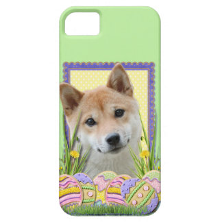 Easter Egg Cookies - Easter Egg Cookies - Shiba In iPhone SE/5/5s Case