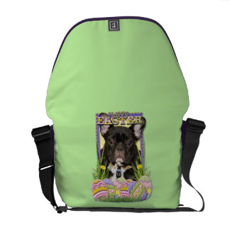 Easter Egg Cookies - French Bulldog Courier Bags