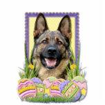 Easter Egg Cookies - German Shepherd Acrylic Cut Outs