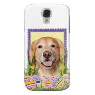 Easter Egg Cookies - Golden Retriever - Corona Samsung Galaxy S4 Case