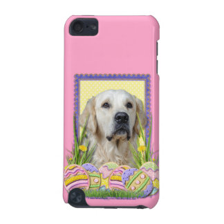 Easter Egg Cookies - Golden Retriever - Tebow iPod Touch (5th Generation) Case