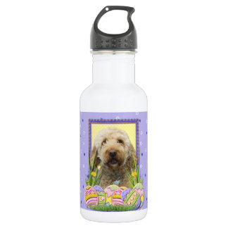 Easter Egg Cookies - GoldenDoodle Water Bottle
