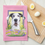 Easter Egg Cookies - Great Dane - Baron Kitchen Towels