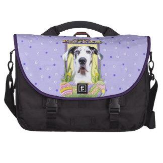 Easter Egg Cookies - Great Dane - Baron Bag For Laptop