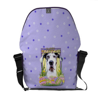 Easter Egg Cookies - Great Dane - Baron Messenger Bag