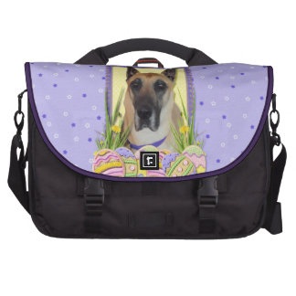Easter Egg Cookies - Great Dane - Fawn Commuter Bags
