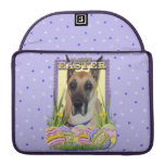 Easter Egg Cookies - Great Dane - Fawn Sleeve For MacBook Pro