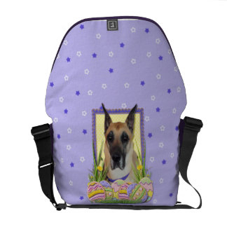 Easter Egg Cookies - Great Dane - Fawn Courier Bags