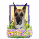 Easter Egg Cookies - Great Dane - Fawn Photo Cut Outs