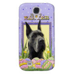 Easter Egg Cookies - Great Dane - Grey Galaxy S4 Cover