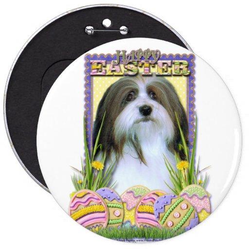 Easter Egg Cookies - Havanese Pin