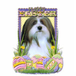Easter Egg Cookies - Havanese Cut Out