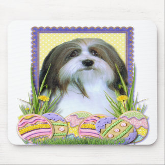 Easter Egg Cookies - Havanese Mouse Pads