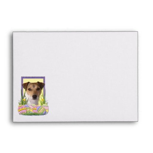 Easter Egg Cookies - Jack Russell Envelopes