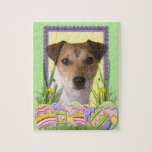 Easter Egg Cookies - Jack Russell Puzzles