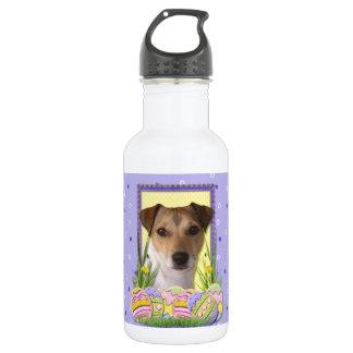 Easter Egg Cookies - Jack Russell Water Bottle