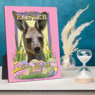 Easter Egg Cookies - Kangaroo Photo Plaque
