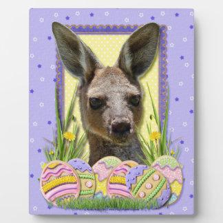Easter Egg Cookies - Kangaroo Plaques