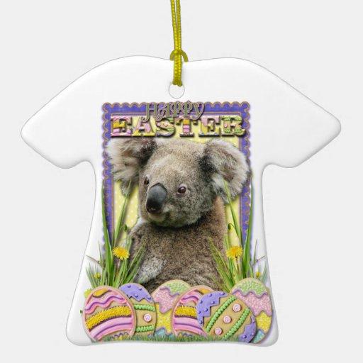 Easter Egg Cookies - Koala Christmas Ornament