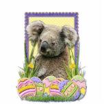 Easter Egg Cookies - Koala Cut Out