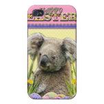 Easter Egg Cookies - Koala iPhone 4 Cover