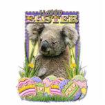 Easter Egg Cookies - Koala Photo Cut Out