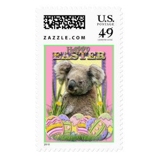 Easter Egg Cookies - Koala Stamps