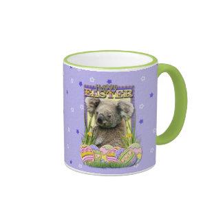 Easter Egg Cookies - Koala Ringer Coffee Mug
