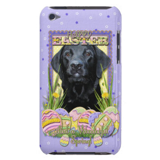 Easter Egg Cookies - Labrador - Black iPod Touch Case
