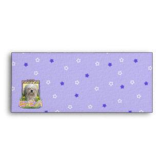 Easter Egg Cookies - Lowchen Envelopes