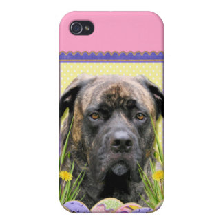 Easter Egg Cookies - Mastiff iPhone 4 Cover