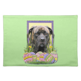 Easter Egg Cookies - Mastiff Placemat