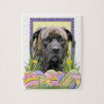 Easter Egg Cookies - Mastiff Puzzle