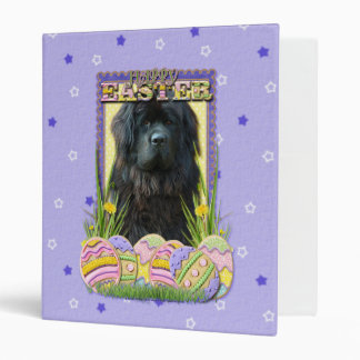 Easter Egg Cookies - Newfoundland Vinyl Binder