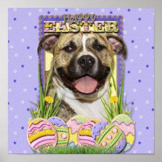 Easter Egg Cookies - Pitbull - Tigger Posters