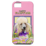 Easter Egg Cookies - Poodle Champagne iPhone 5 Case
