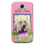 Easter Egg Cookies - Poodle Champagne Galaxy S4 Covers