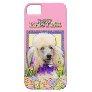 Easter Egg Cookies - Poodle Champagne iPhone SE/5/5s Case