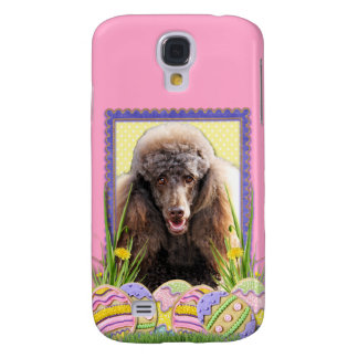 Easter Egg Cookies - Poodle - Chocolate Samsung Galaxy S4 Cover