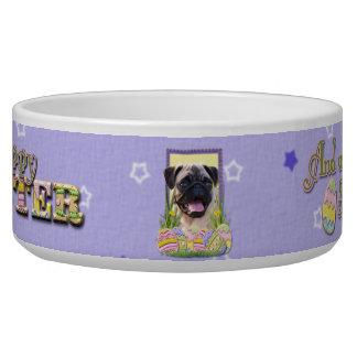 Easter Egg Cookies - Pug Bowl