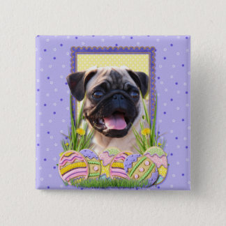 Easter Egg Cookies - Pug Button