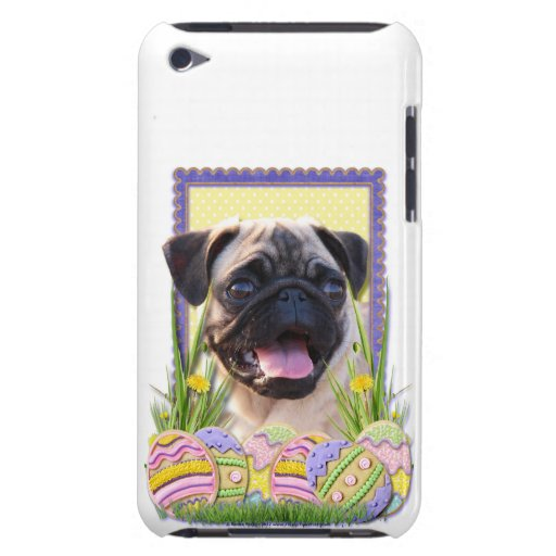Easter Egg Cookies - Pug iPod Touch Cases