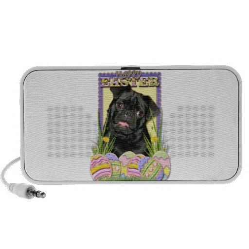 Easter Egg Cookies - Pug - Ruffy Mp3 Speakers