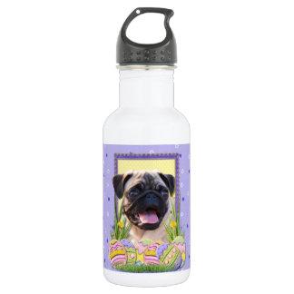 Easter Egg Cookies - Pug Water Bottle