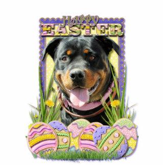 Easter Egg Cookies - Rottweiler Cutout