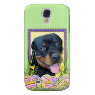Easter Egg Cookies - Rottweiler - Harley Galaxy S4 Case