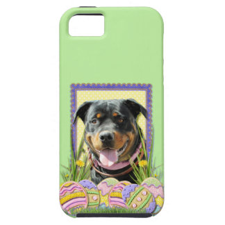 Easter Egg Cookies - Rottweiler iPhone SE/5/5s Case