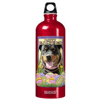 Easter Egg Cookies - Rottweiler Water Bottle
